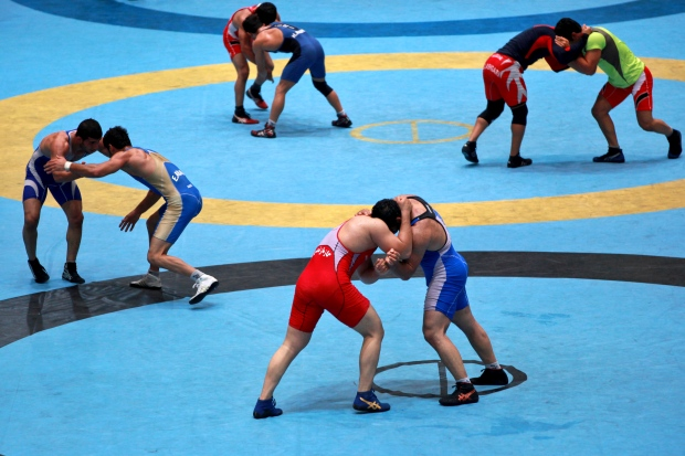 Wrestling reinstated for Olympics