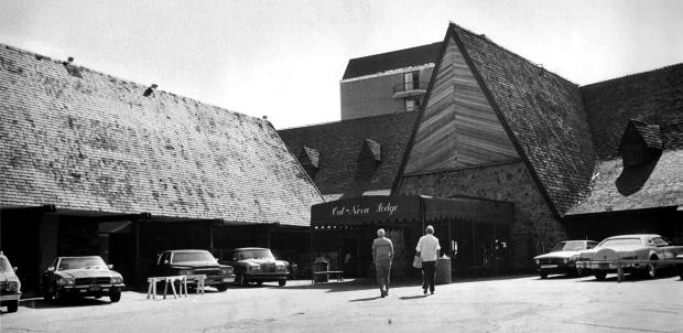 Cal Neva Lodge in Crystal Bay, Nev.