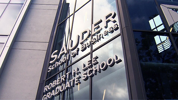 Two UBC student leaders have resigned after a controversial chant at the school's Sauder School of Business came under fire.