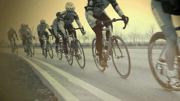 Cycling, biking, road race