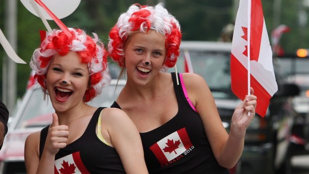 Small communities the happiest places in Canada, study finds