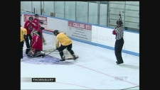 Ref training NHL