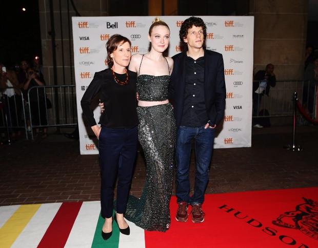 Filmmaker Kelly Reichardt at TIFF