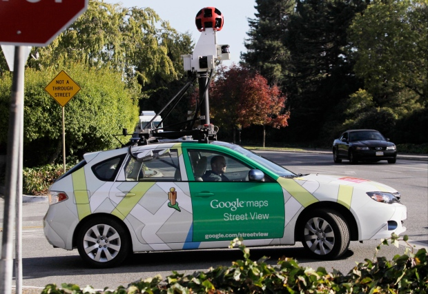 Attorneys suing Google for enabling camera-cars
