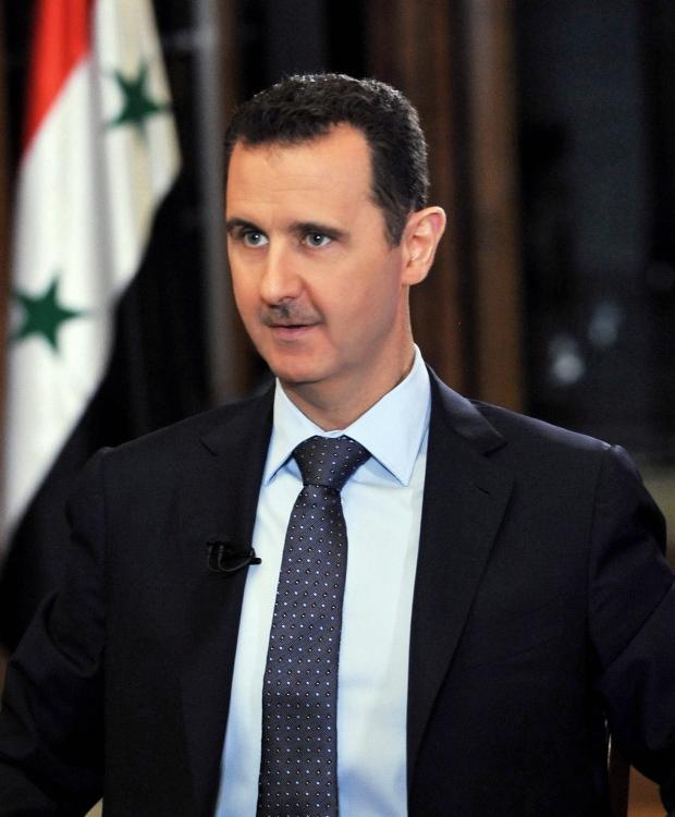 bashar assad a former eye doctor who become syria s accidental heir