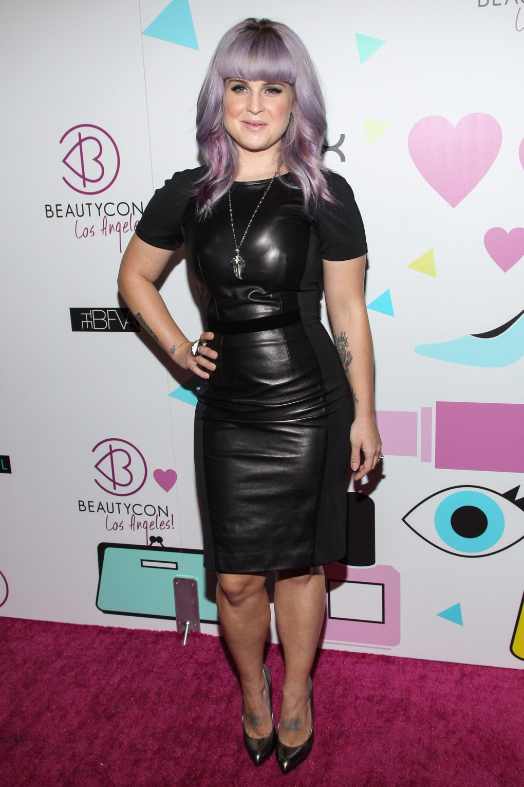 Kelly Osbourne isn't upset her friends think she's pregnant | CTV News