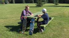 Innisfail, teen attack, teen assault, RCMP, Aidan