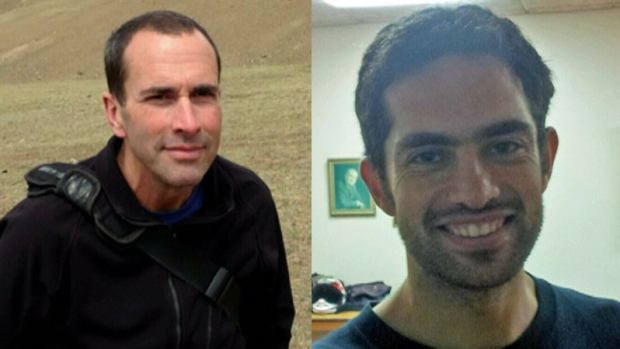 John Greyson and Tarek Loubani released