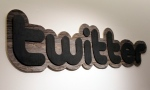 A Twitter sign hangs at the offices of Twitter Inc., in San Francisco in this June 23, 2010 file photo. (AP / Jeff Chiu)