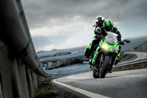 2014 edition of the Kawasaki Z1000SX