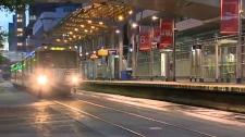 Calgary Transit, LRT, CTrain cars, LRV, Siemens Ca