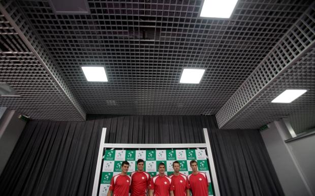 Canada Davis Cup team members