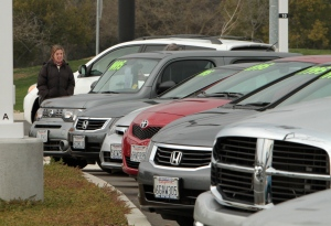 U.S. auto sales are expected to set a record in the first six months of this year.