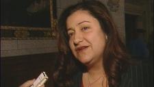 Member of Parliament Maria Mourani