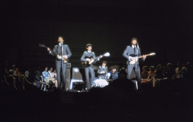 Beatles at Carnegie Hall