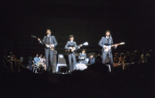 Beatles at Carnegie Hall