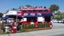 This is the second summer of operation for the Double Decker Diner and Dairy Bar in Manotick.