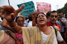 India gang rape death sentence hanged