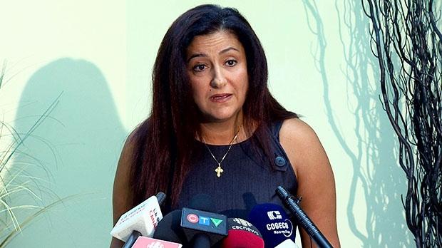 Expelled Bloc MP Maria Mourani