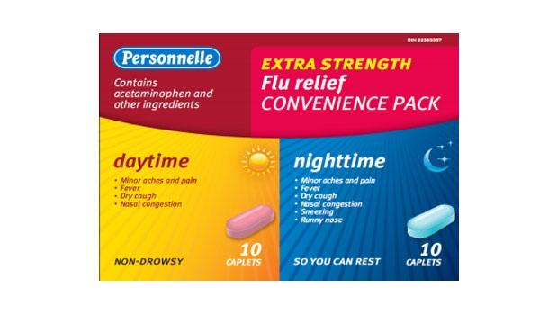 Personelle Flu Relief
