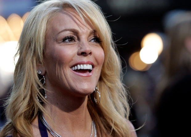 Dina Lohan arrested after highway stop