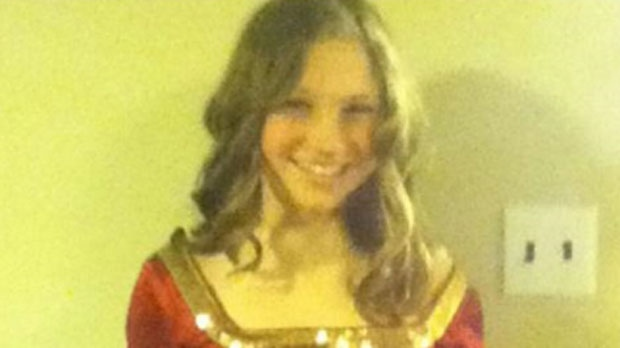 Taylor Penner, 14, died the day after a Sept. 11, 2013 collision in Morden.