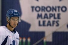 Toronto Maple Leafs Mason Raymond