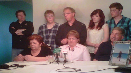 Family speaks out