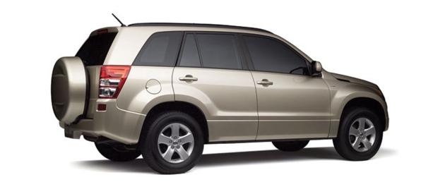 Suzuki Sx Recalls