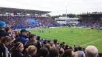 The first-place Impact were aiming to extend their lead in the Eastern Conference Saturday against Columbus. (CTV Montreal Christine Long Sept. 14, 2013)