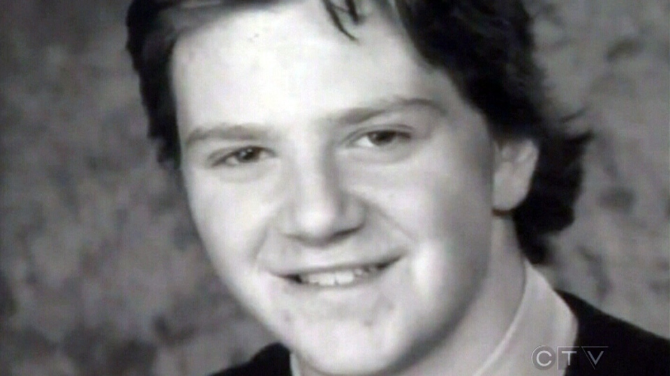 Jordan Boyd, 16, died during tryouts with the Acadie-Bathurst Titan.