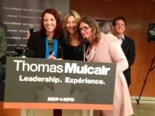Linda McQuaig wins NDP nomination Toronto Centre
