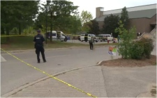 Police investigating a bizarre incident at U of W