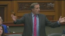 New Democrat MPP John Vanthof