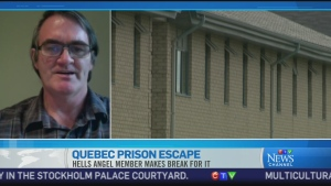 CTV News Channel: Escapee was in minimum security