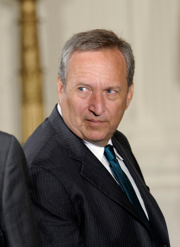 Lawrence Summers Federal Reserve chairman