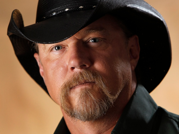 This Aug. 4, 2010 file photo shows country singer Trace Adkins in Nashville, Tenn. (AP Photo/Mark Humphrey, File)