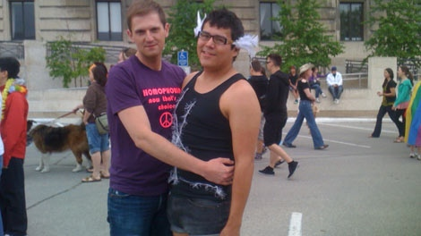 pride Winnipeg gay