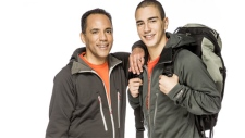 Amazing Race Canada winners Tim Hague Sr. and Tim