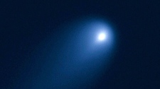 ISON the comet (Hubble Telescope)