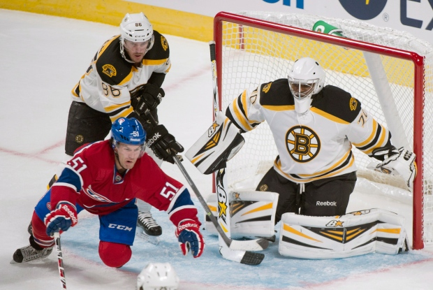 Malcolm Subban Tops Brother P K As Boston Bruins Down Montreal