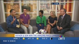 Amazing Race Canada winners revealed!