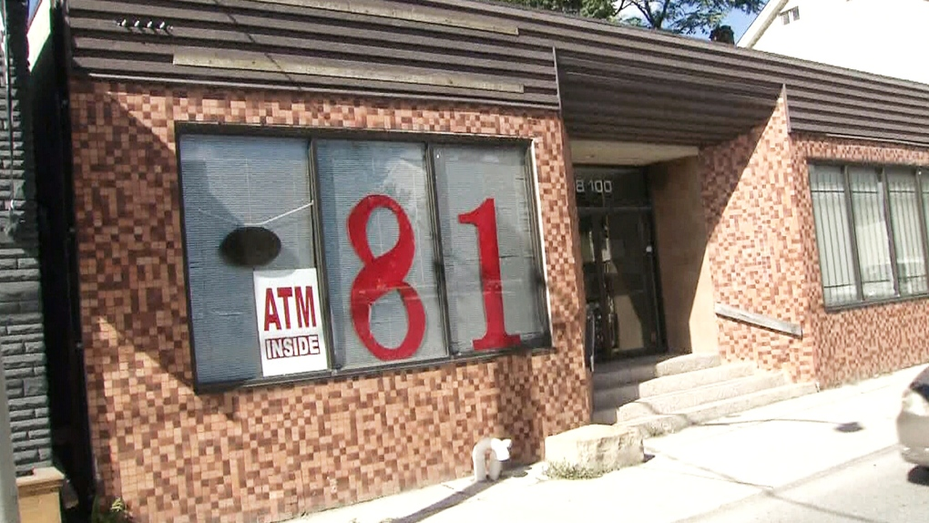 Hells Angels retail store open in Toronto's east end | CTV News