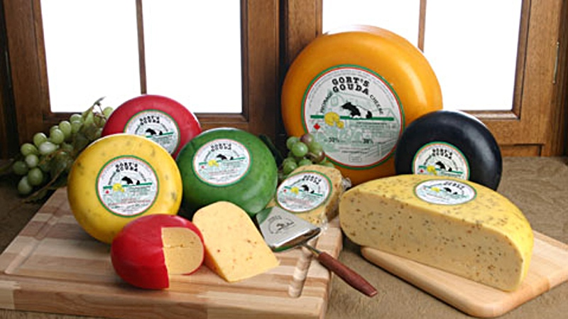 The B.C. Centre for Disease Control and Interior Health are telling the public to avoid eating cheese products from Gort's Gouda Cheese Farm, a Salmon Arm-based company, after a reported outbreak of E. Coli. (Photo courtesy CanadianFarmersMarket.com)