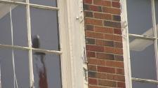 aging schools need ceiling repairs
