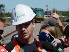 Ottawa train bus crash TSB