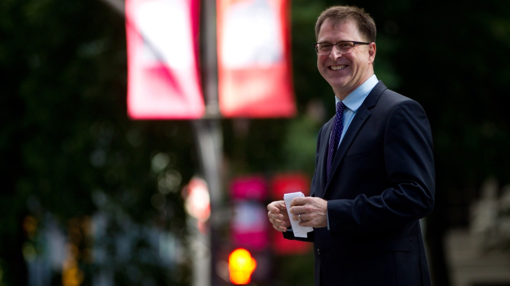 British Columbia NDP leader Adrian Dix steps down