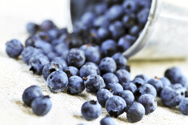 Blueberries help boost eyes, immune system