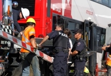 Ottawa bus-train crash probe TSB