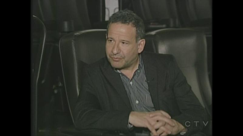 Steven Berstein, director, writer and producer of Decoding Annie Parker speaks in London, Ont. on Thursday, Sept. 19, 2013.